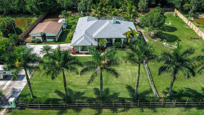 West Palm Beach Single Family Home For Sale: 13086 83rd Lane