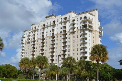 West Palm Beach Rental Leased: 616 Clearwater Park Road #206