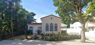 West Palm Beach Single Family Home For Sale: 528 34th Street