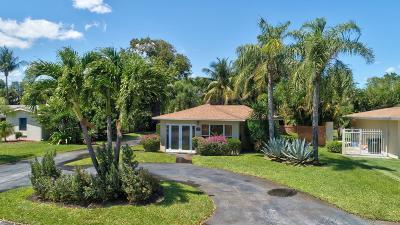 Delray Beach Single Family Home For Sale: 615 Allen Avenue