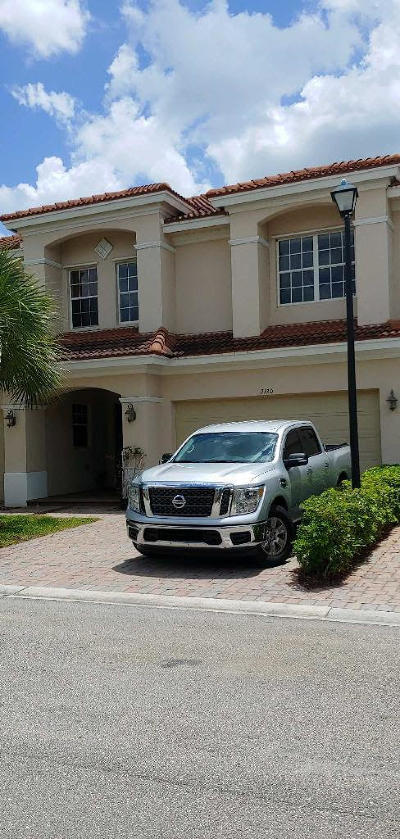 Port Saint Lucie FL Townhouse For Sale: $230,000