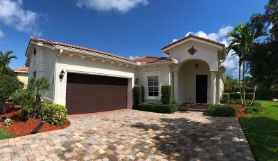 Jupiter Single Family Home For Sale: 190 Porgee Rock Place