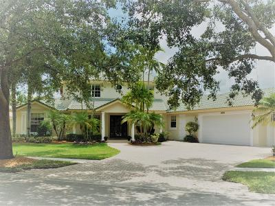 Single Family Home For Sale: 6990 Cypress Cove Circle