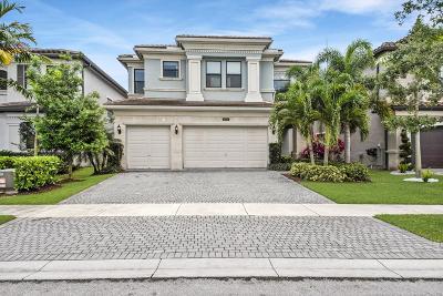 Delray Beach Single Family Home For Sale: 9379 Eden Roc Court