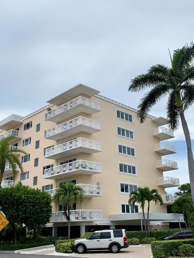 Palm Beach Rental For Rent: 250 Bradley Place #206