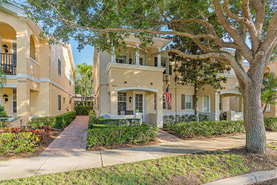 Jupiter Townhouse Contingent: 1848 Jeaga Drive