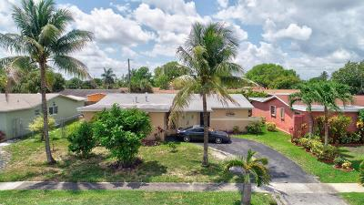 Sunrise Single Family Home For Sale: 8510 NW 24 Street
