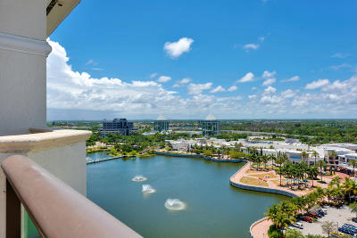 Palm Beach Gardens FL Condo For Sale: $1,195,000