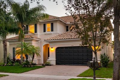 Boynton Beach Single Family Home For Sale: 9940 Cobblestone Creek Drive