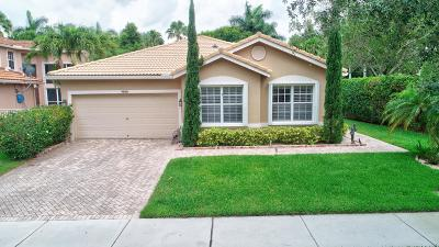 Delray Beach Single Family Home For Sale: 1660 W Classical Boulevard