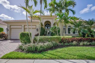 Palm Beach Gardens FL Single Family Home For Sale: $1,629,000