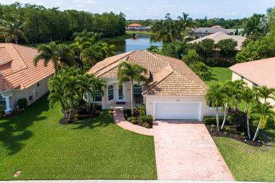 West Palm Beach Single Family Home For Sale: 239 Cypress Trace