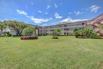 Boca Raton Condo For Sale: 158 Fanshaw D