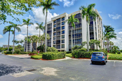 Boca Raton Condo For Sale: 6845 Willow Wood Drive #3064