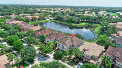 Boynton Beach Single Family Home For Sale: 10814 Lake Wynds Court
