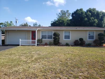 Okeechobee Single Family Home For Sale: 1104 NW 4th Street