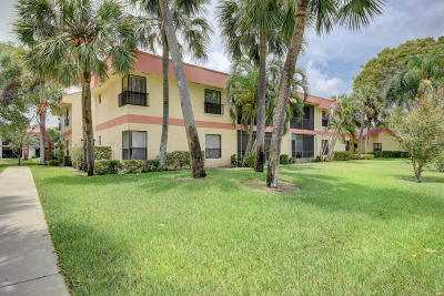 Coconut Creek Condo Contingent: 2792 Carambola Circle South #2792