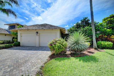 Boca Raton Single Family Home For Sale: 19425 Waters Reach Trail #903