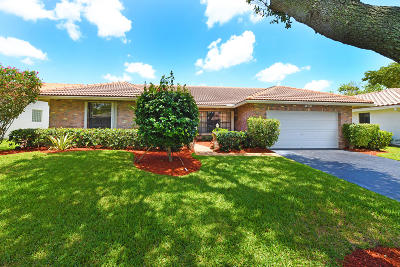 Coral Springs Single Family Home For Sale: 639 NW 110th Avenue