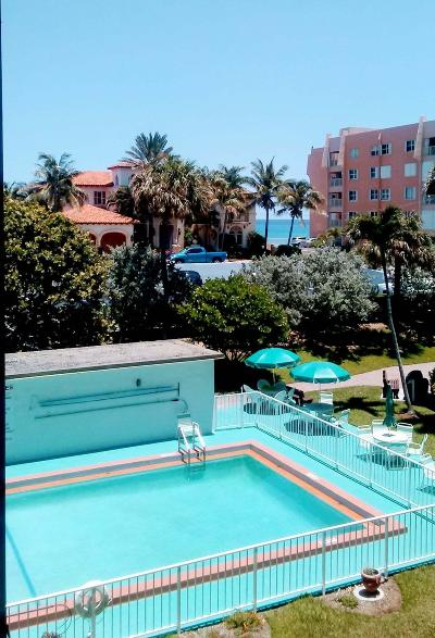 South Palm Beach Condo For Sale: 3500 S Ocean Boulevard #312