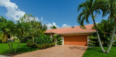 Lake Worth Single Family Home For Sale: 6623 Lake Loran Way