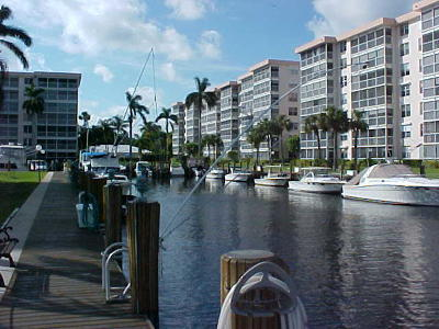 Delray Beach Condo For Sale: 1 Harbourside Drive #3206