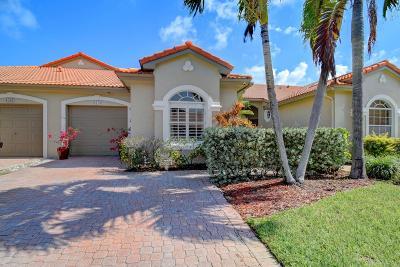 Boca Raton Townhouse For Sale: 8379 Via Serena