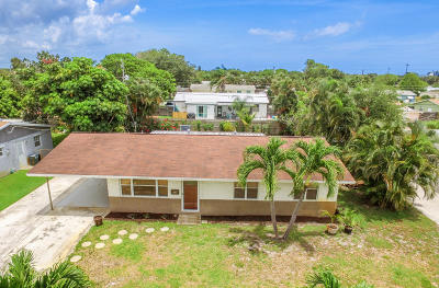 North Palm Beach Single Family Home Pending: 924 Laurel Road