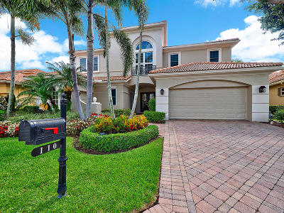 Palm Beach Gardens FL Single Family Home For Sale: $1,249,000