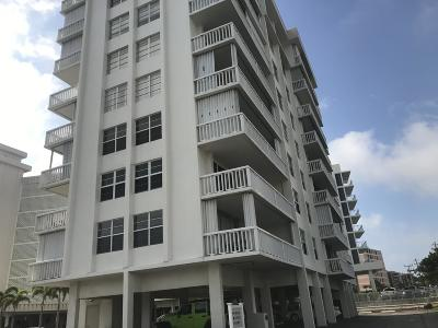 South Palm Beach Condo For Sale: 3570 S Ocean Boulevard #801