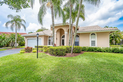 Coral Springs Single Family Home For Sale: 9121 NW 53 Manor