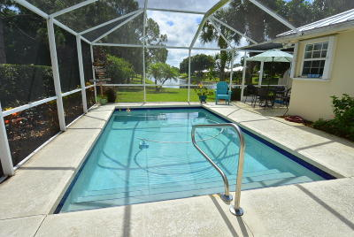 Palm City Single Family Home For Sale: 1529 SW Waterfall Court