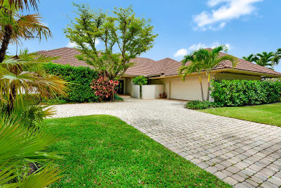 West Palm Beach Single Family Home For Sale: 2201 Embassy Drive