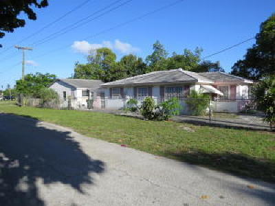 Delray Beach Multi Family Home For Sale: 11 SW 13th Avenue