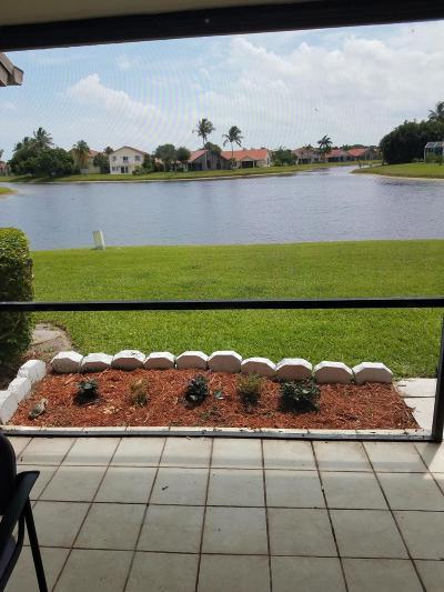 Boynton Beach Single Family Home For Sale: 12235 Forest Greens Drive