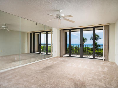 Hutchinson Island Condo For Sale: 5047 Highway A1a #402