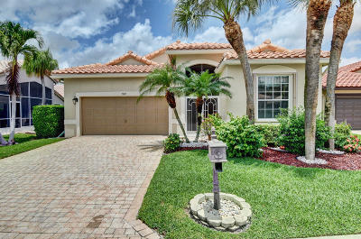 Boynton Beach, Gulf Stream Single Family Home For Sale: 7007 Lismore Avenue