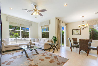 Palm Beach Gardens Townhouse For Sale: 5060 Dulce Court