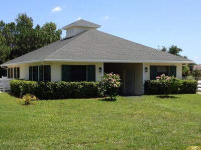 Palm Beach County Rental For Rent: 2760 Appaloosa Trail