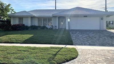 Boca Raton Rental For Rent: 877 Walnut Terrace