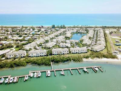 Hutchinson Island Townhouse For Sale: 1705 Mariner Bay Boulevard