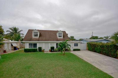 Palm Beach Gardens Single Family Home For Sale: 543 Ivy Avenue