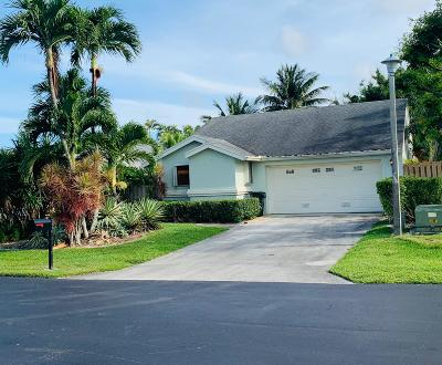 Delray Beach Single Family Home For Sale: 1225 NW 19th Terrace