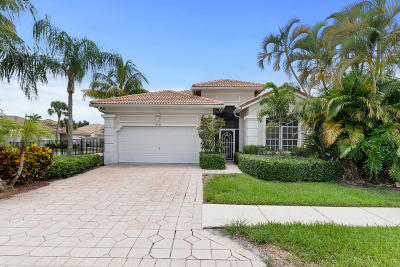 West Palm Beach Single Family Home For Sale: 2365 Pigeon Cay