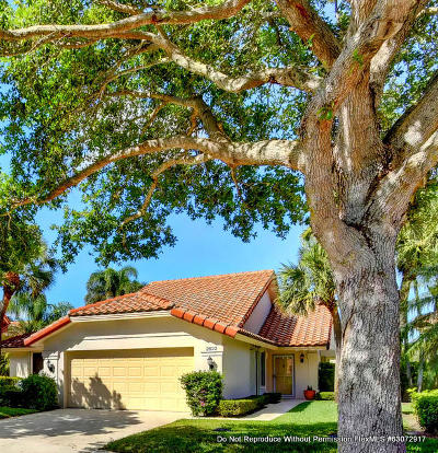 West Palm Beach Single Family Home For Sale: 2622 Mohawk Circle