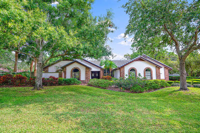 Single Family Home For Sale: 1409 SW Osprey Cove