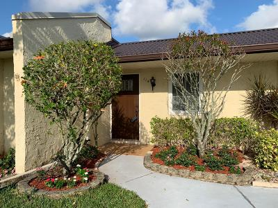 West Palm Beach Single Family Home Contingent: 114 Judy Lane