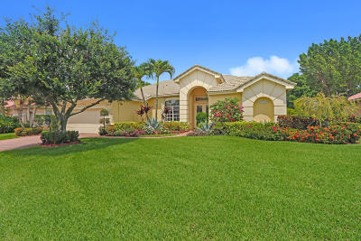 Martin County Single Family Home Contingent: 837 SW Blue Stem Way