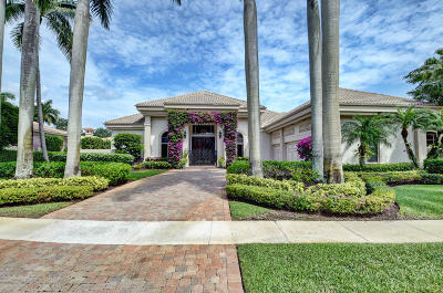 Delray Beach Single Family Home For Sale: 7419 Floranada Way