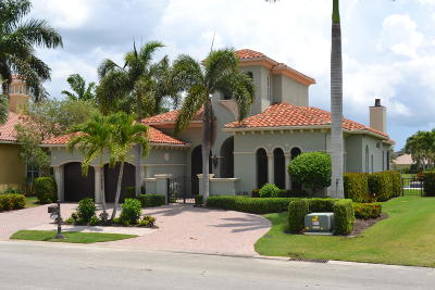 Port Saint Lucie Single Family Home For Sale: 233 SE Bella Strano